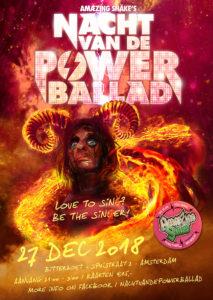 Nacht van de Powerballad 666
